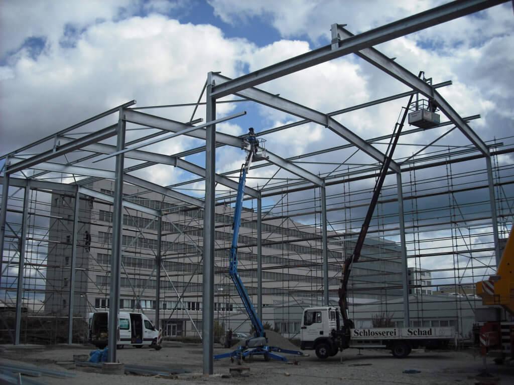 Stützenservice und Stahlbau